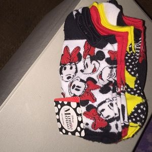 Other - Minnie Mouse socks